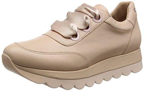 CafèNoir Kdb235, Sneaker a Collo Alto Donna Rosa (Cipria)