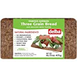 Delba Backbetrieb Three-Grain Bread – 475 g