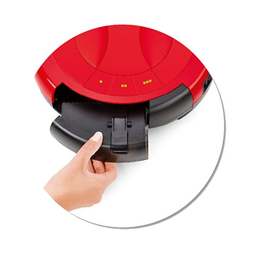 vileda 145096 relax cleaning robot robotic vacuum cleaner. Black Bedroom Furniture Sets. Home Design Ideas