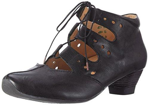 00 Women''s Pumps toe Closed Black Aida schwarz Think Twqd07y7