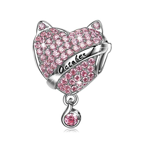 NINAQUEEN Christmas Charms Gifts Naughty Kitty 925