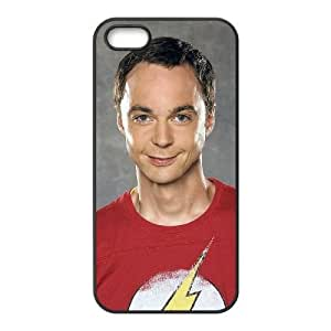 iPhone 5,5S Phone Cases Black The Big Bang Theory MN3397023