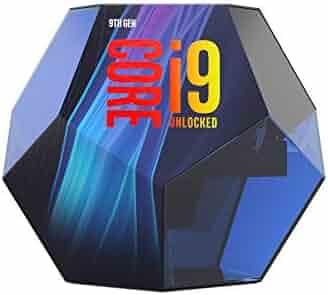 Intel Core i9-9900K Desktop Processor 8 Cores up to 5.0 GHz Turbo Unlocked LGA1151 300 Series 95W