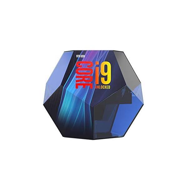 Intel Core i9-9900K Desktop Processor 8 Cores up to 5.0 GHz Turbo Unlocked LGA1151 300 Series 95W 2