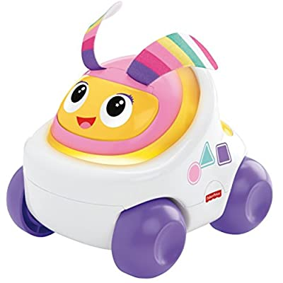Fisher-Price Bright Beats Buggies BeatBelle: Toys & Games