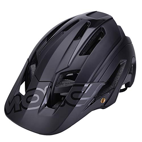 - BIKEBOY Bike Helmet, Cycling Helmet with CPSC Certified, Bicycle Helmets Men Women Sports Outdoor Safety Helmet for Road & Mountain, Adjustable Adult Size 22-24 Inches