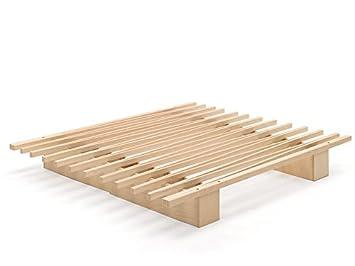 Bett mit ausziehbett interesting bett mit ausziehbett for Hohes holzbett