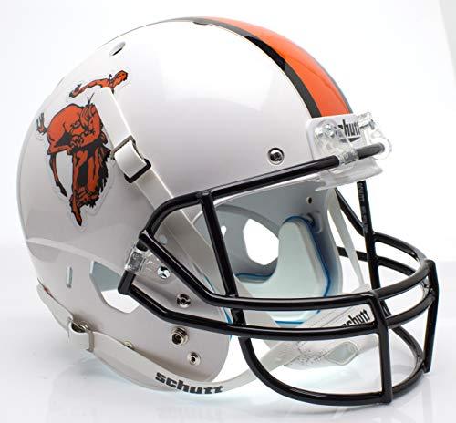 Schutt NCAA Oklahoma State Cowboys Replica XP Football Helmet, Bucking Cowboy Alt. 11
