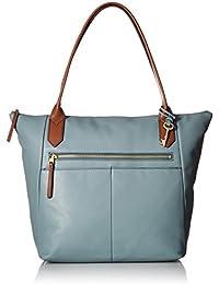 Fiona Tote Steel Blue