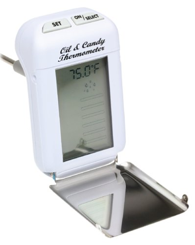 - Maverick CT-03 Digital Oil & Candy Thermomter