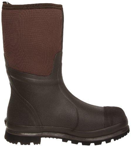 Mixte 900 Sécurité Chore en Muck Bottes Adulte Boots Brown Brown Marron Caoutchouc Cool Mid de zH4zwq6aAn