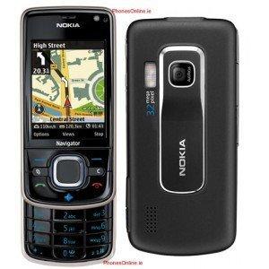 Nokia 6210 Navigator 120MB Unlocked - EU (Black)