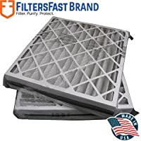 FiltersFast Compatible Replacement for Trane 24 x 26 x 5 (Actual Size: 24.1 x 26 1/4 x 5) Perfect Fit BAYFTFR24M Filter 2-Pack MERV 8