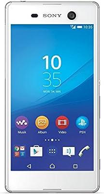Sony Xperia M5 - Smartphone Android - color blanco: Amazon.es ...