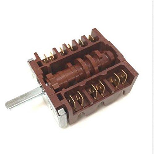 ロータリースイッチ、6熱16 Amp 46.27266.500   B01IQJ99ZI