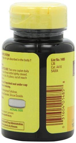 031604014858 - Nature Made Vitamin C 500 mg Synthetic, 100 ct carousel main 5