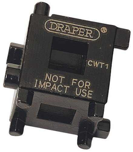 Draper 52334 3//8-Inch Square Drive Rear Caliper Wind Back Cube