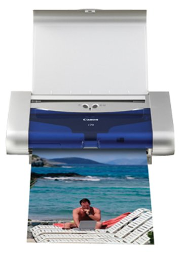 Canon i70 Color Bubble Jet Printer by Canon