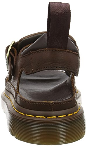 Marron tan Adulte Mixte Carpathian Hayden Dr Martens Spartiates wIqX4nYB