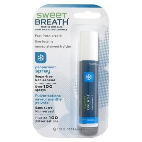 Sweet Breath Spray - Sweet Breath Non-Aerosol Spray Peppermint