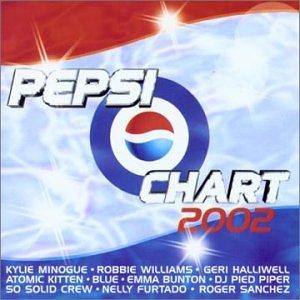Translated Ranking TOP20 Pepsi Chart 2002