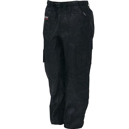 Frogg Toggs Tekk Toad Rainwear Black Men's Pants, M