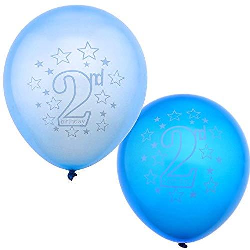 Keyi le Elegante y fácil de Limpiar 20Pcs cumpleaños de 2 ...