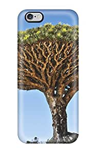 New Shockproof Protection Case Cover For Iphone 6 Plus/ Desert Tree Case Cover