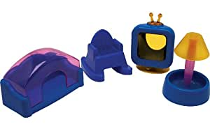 Super Pet Sit-N-Living Room Set for Small Animals, Colors Vary