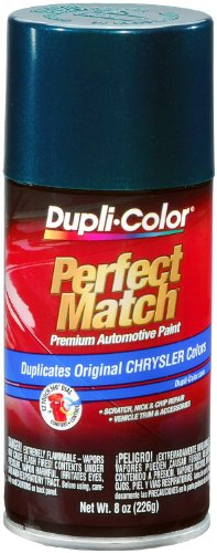 Dupli-Color EBCC04217 Emerald Green Pearl Chrysler Perfect Match Automotive Paint - 8 oz. ()