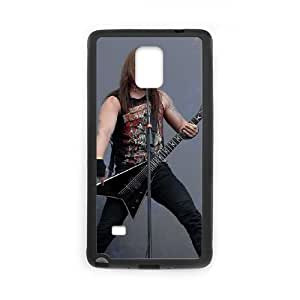 Bullet For My Valentine Samsung Galaxy Note 4 Cell Phone Case Black SEJ6563033071767