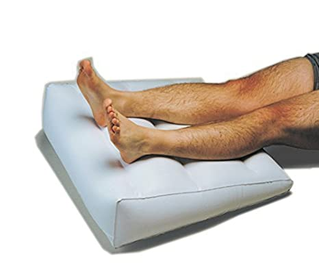 Amazon.com: Inflatable Leg Raiser Cushion for Support ...