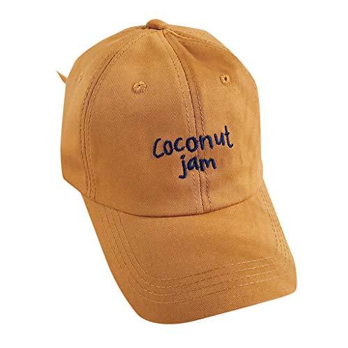 Mbtaua Baseball Cap Embroidery Strap Adjustable Hat Cool Caps,Assorted Colors