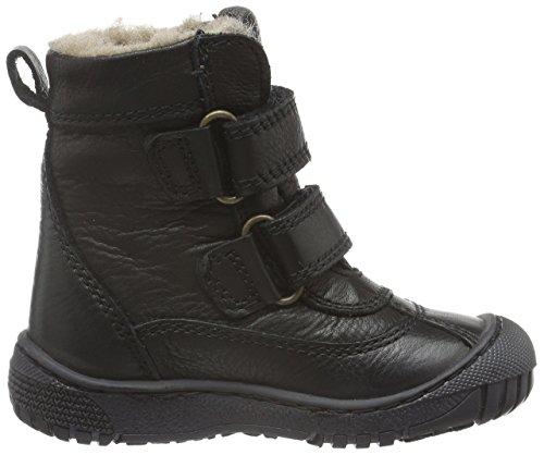 Bisgaard Shoe With Velcro - Zapatillas Niñas Morado - Violett (800 Plume)