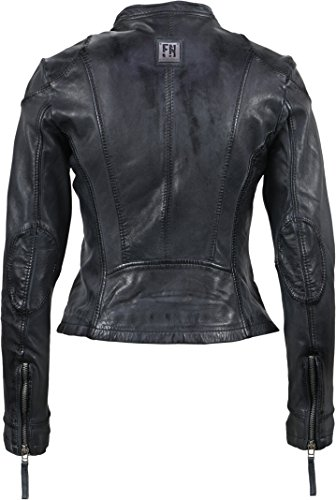 Chaqueta para Freaky Nation Black Negro 9000 Mujer Leanne UqxTwxg7OP