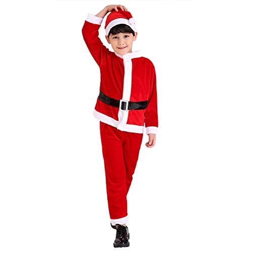Multi (Santa Costume Child)