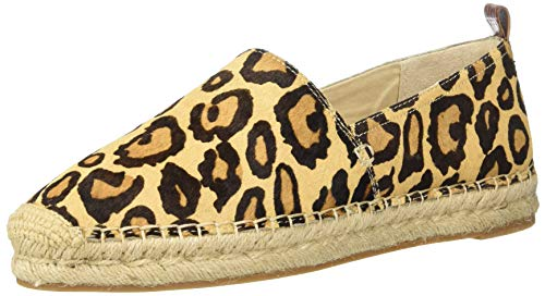 Sam Edelman Women's Khloe Shoe, New Nude Leopard, 8.5 M US