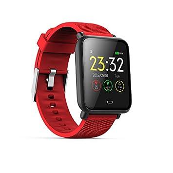 XHL Art Smartwatch con Monitor De Ritmo Cardíaco, Reloj De ...