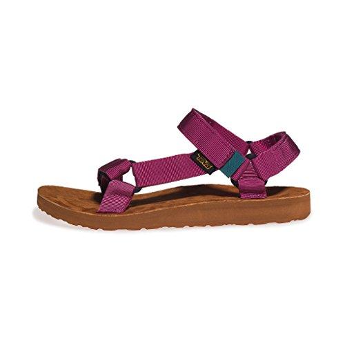 Teva Original Universal Mochila Women's Sandalia Ias Para Caminar Rosa