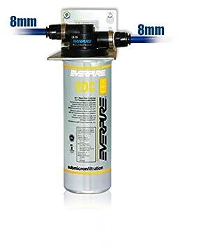 Kit Micro filtración Everpure Filtro 2DC 0,5Micron ...