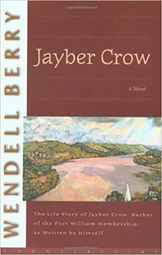Image result for jayber crow wendell berry