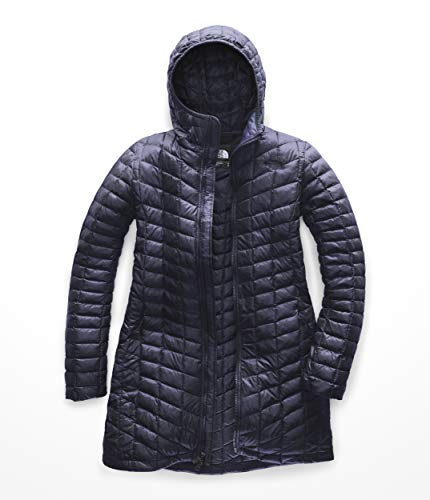 (The North Face Women's Thermoball Classic Parka II - Urban Navy -)