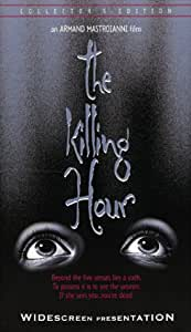 The Killing Hour [VHS]