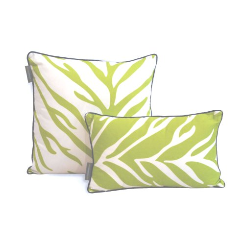 EZ Living Home H101D12LM Zebra Decorative Pillow, 20
