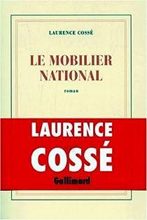 Le mobilier national par Cossé