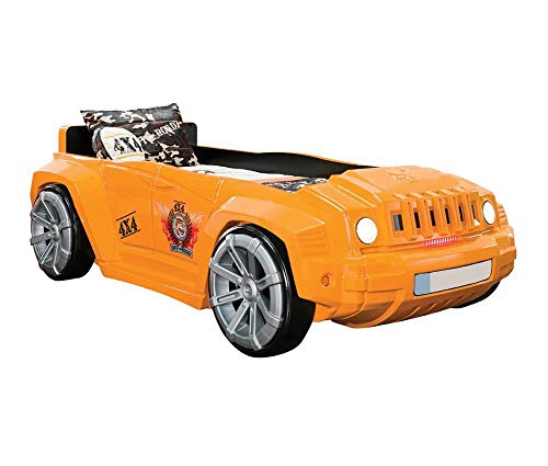 coolest car shaped beds for kids