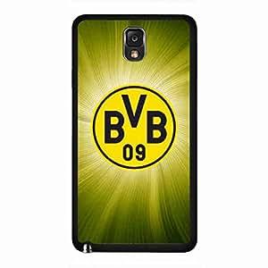 Borussia Dortmund Mobile caja del teléfono,Borussia Dortmund caja del teléfono Samsung Galaxy Note 3,Bvb09 Phone Cover funda de Samsung Galaxy Note 3