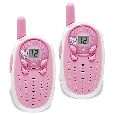 Hello Kitty Mini Twin Radios from Spectra Merchandising