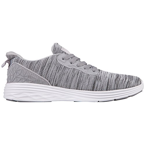 Kappa Unisex Adults' Paras ml Trainers Grau (1414 L´grey) xFxVJ4es0