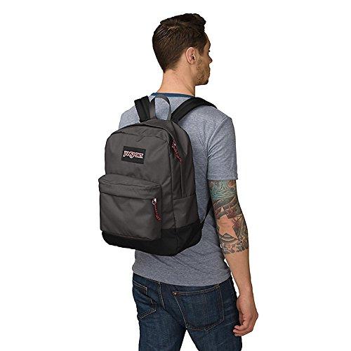 4af7311aff1 JanSport Black Label Superbreak Backpack - Forge Grey - Classic, Ultralight  by JanSport (Image